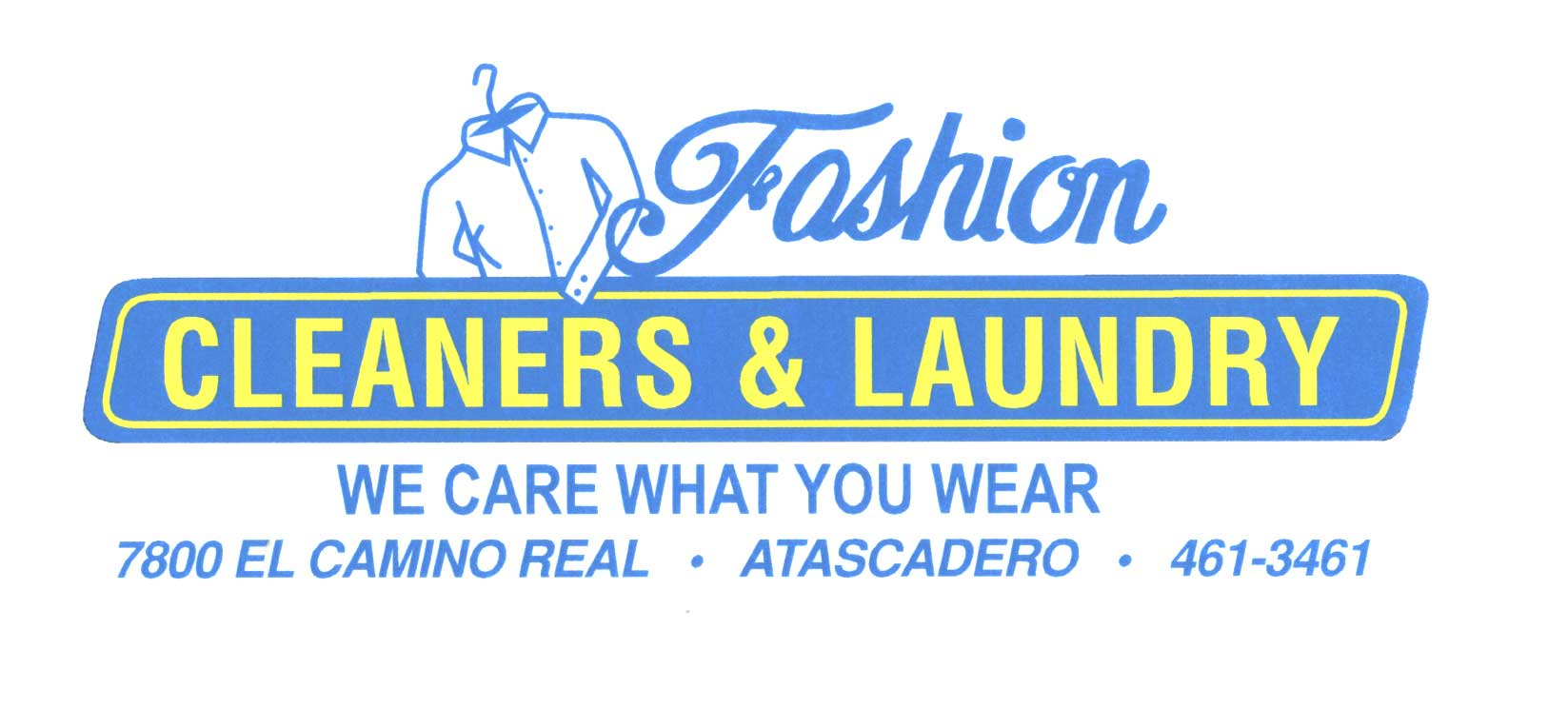 Fashion Cleaners & Laundry